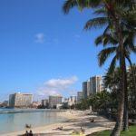 初めての子連れ海外旅行はハワイに決定