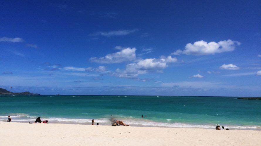④初めての子連れでハワイ1日目はレンタカーでカイルア観光