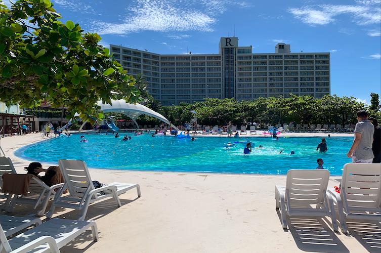 子連れで沖縄旅行1日目:移動日も存分に楽しむ